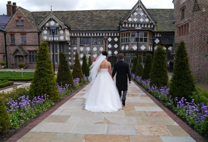 weddings at Ordsall Hall as a catering venue