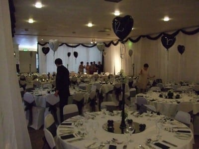 marque weddings Cheshire