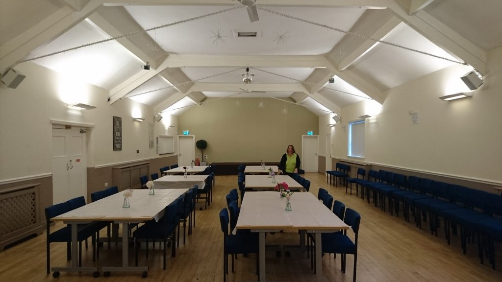 Morley Green Club can be hired for private funtions