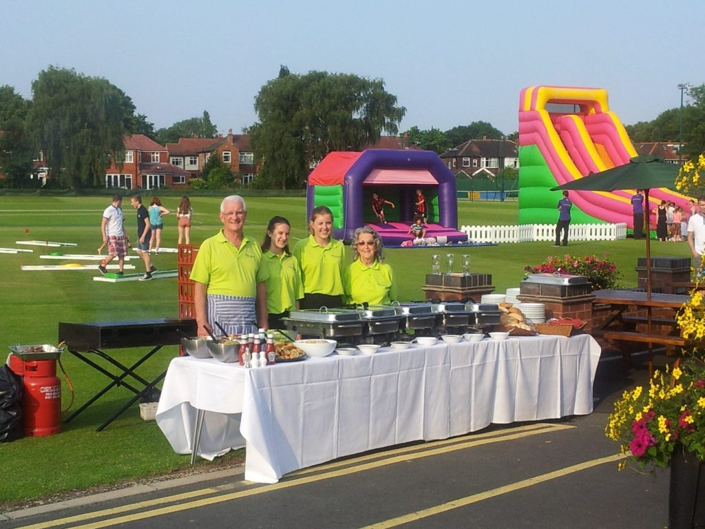 corporate or private barbecue (bbq) catering across Stockport, Manchester and Cheshire